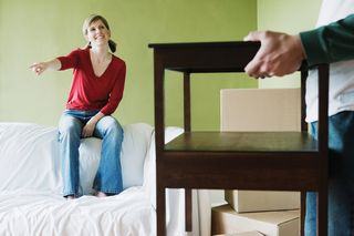 Dallas local moving company